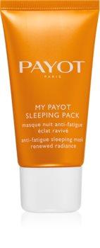 Payot My Payot Maske für die Nacht zur Verjüngung der Gesichtshaut