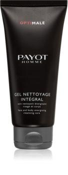 Payot Optimale energizáló tusfürdő gél uraknak