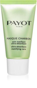 Payot Pâte Grise Masque Charbon jemná čisticí pleťová maska