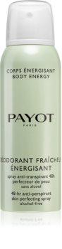 Payot Body Energy antiperspirant ve spreji bez alkoholu