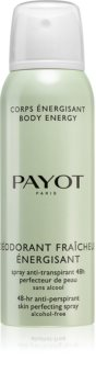 Payot Body Energy antitraspirante spray senza alcool