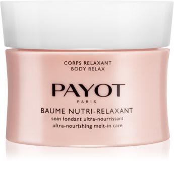 Payot Relaxant hloubkově vyživující tělový balzám