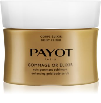 Payot Body Élixir Gommage Or Élixir Refreshing Body Scrub