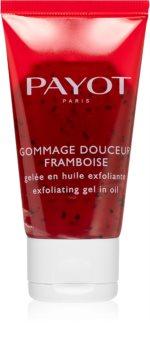 Payot Les Démaquillantes Gommage Douceur Framboise jemný gelový peeling