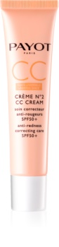 Payot Crème No.2 CC Cream CC krém SPF 50+