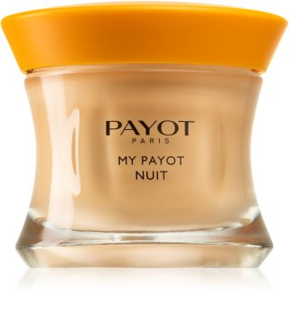 Payot My Payot Revitalisierende und erneuernde Nachtcreme für Normalhaut