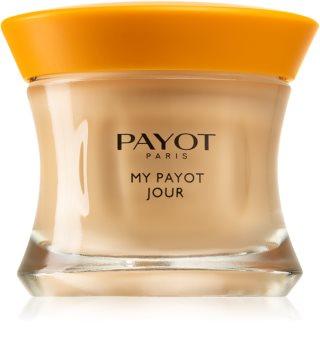 Payot My Payot Jour озаряващ крем с екстракти от плодове