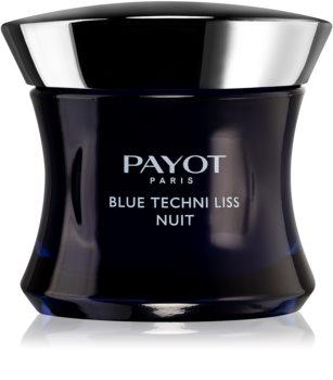 Payot Blue Techni Liss balsamo notte rigenerante
