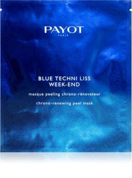 Payot Blue Techni Liss aufhellende Peeling-Maske