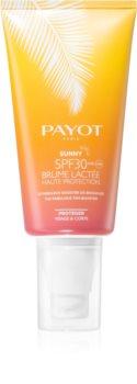 Payot Sunny Brume Lactée SPF 30 ochranné mléko na tělo a obličej SPF 30