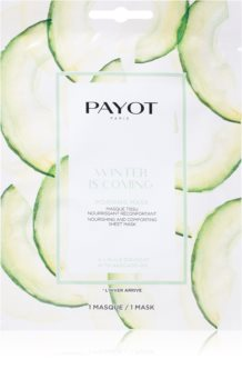 Payot Morning Mask Winter is Coming vyživující plátýnková maska