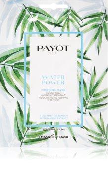 Payot Morning Mask Water Power hydratačná plátienková maska