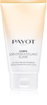 Payot Corps Soin Ensoleillant Élixir samoopalovací tělové mléko