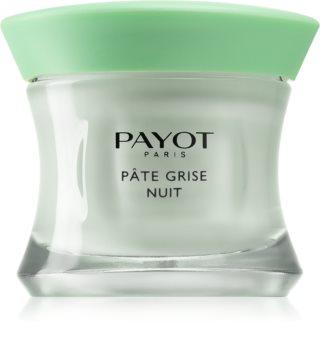Payot Pâte Grise Nuit krema za čišćenje za problematično lice, akne
