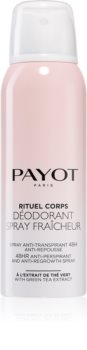 Payot Rituel Corps Déodorant Fraîcheur Énergisant Antiperspirant With Green Tea extract