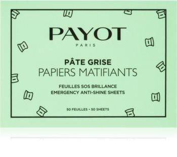 Payot Pâte Grise Papiers Matifiants матиращи листчета