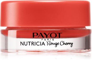 Payot Nutricia Rouge Cherry intenzív tápláló balzsam az ajkakra