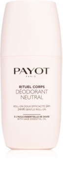 Payot Rituel Corps Déodorant Neutral deodorant roll-on
