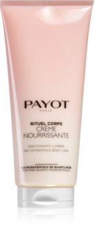 Payot Rituel Corps Crème Nourrissante nyugtató és tápláló krém testre