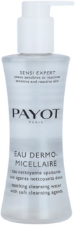 Payot Sensi Expert água micelar para limpeza suave para pele sensível