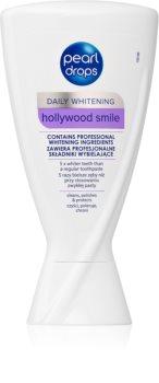 Pearl Drops Hollywood Smile fehérítő fogkrém A fényes fehér fogakért