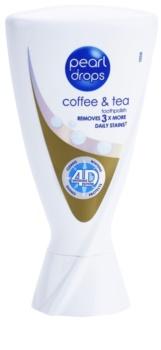 Pearl Drops Coffee & Tea избелваща паста за зъби Против тъмни петна