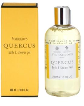 Penhaligon's Quercus gel de duche unissexo 300 ml