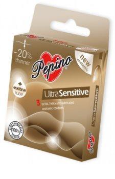 Pepino Ultra Sensitive condoms