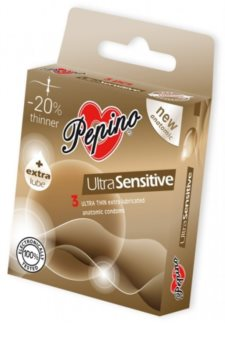 Pepino Ultra Sensitive Kondome