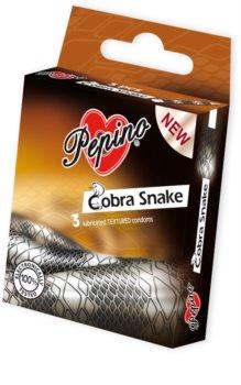 Pepino Cobra Snake Kondome