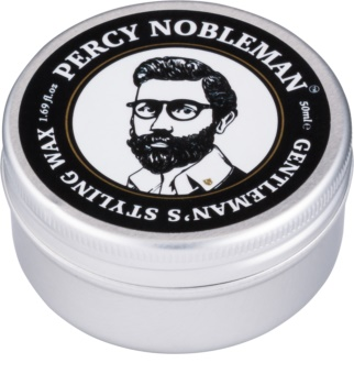 Percy Nobleman Hair stiling vosek za lase in brado