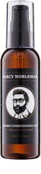 Percy Nobleman Beard Care óleo condicionador e nutritivo para a barba