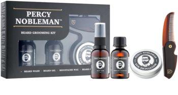 Percy Nobleman Beard Care καλλυντικό σετ I. για άντρες