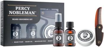 Percy Nobleman Beard Care Sminkset I. för män