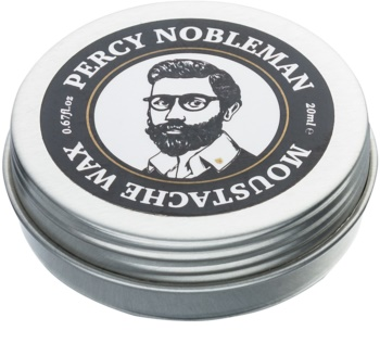 Percy Nobleman Beard Care Mustaschvax