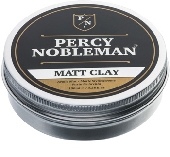 Percy Nobleman Hair matirajući vosak za kosu s glinom