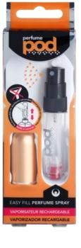 Perfumepod Pure vaporizador de perfume recargable unisex Gold