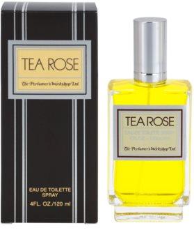 Perfumer's Workshop Tea Rose Eau de Toilette pentru femei