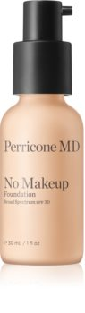 Perricone MD No Makeup Foundation fond de teint longue tenue SPF 30