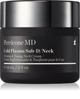 Perricone MD Cold Plasma Plus+ Sub-D/Neck spevňujúci krém na krk a dekolt