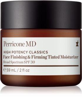 Perricone MD High Potency Classics tónující hydratační krém pro zpevnění pleti SPF 30