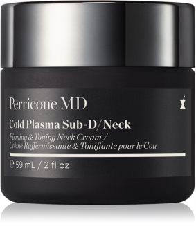 Perricone MD Cold Plasma Plus+ Neck vyživující krém na krk a dekolt