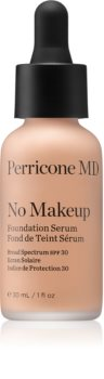 Perricone MD No Makeup Foundation Serum Lightweight Foundation for Natural Look