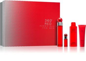 Perry Ellis 360° Red coffret cadeau IV. pour homme
