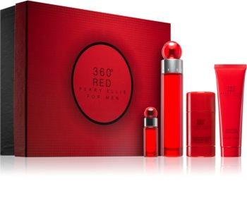 Perry Ellis 360° Red σετ δώρου V. για άντρες
