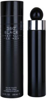 Perry Ellis 360° Black toaletní voda pro muže