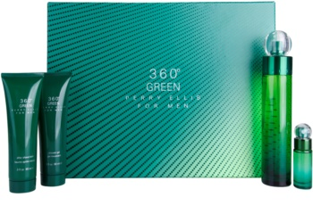 Perry Ellis 360° Green coffret I.