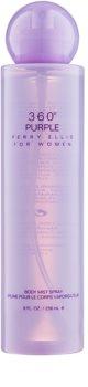Perry Ellis 360° Purple spray corporal para mujer