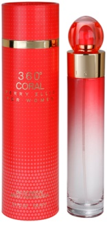 Perry Ellis 360° Coral Eau de Parfum pentru femei