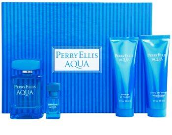 Perry Ellis Aqua dárková sada II.
